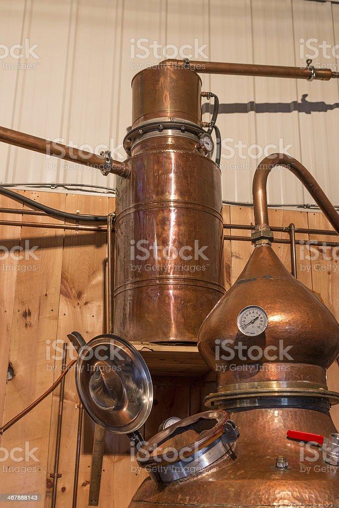 Oficio de la destilería 5 - foto de stock