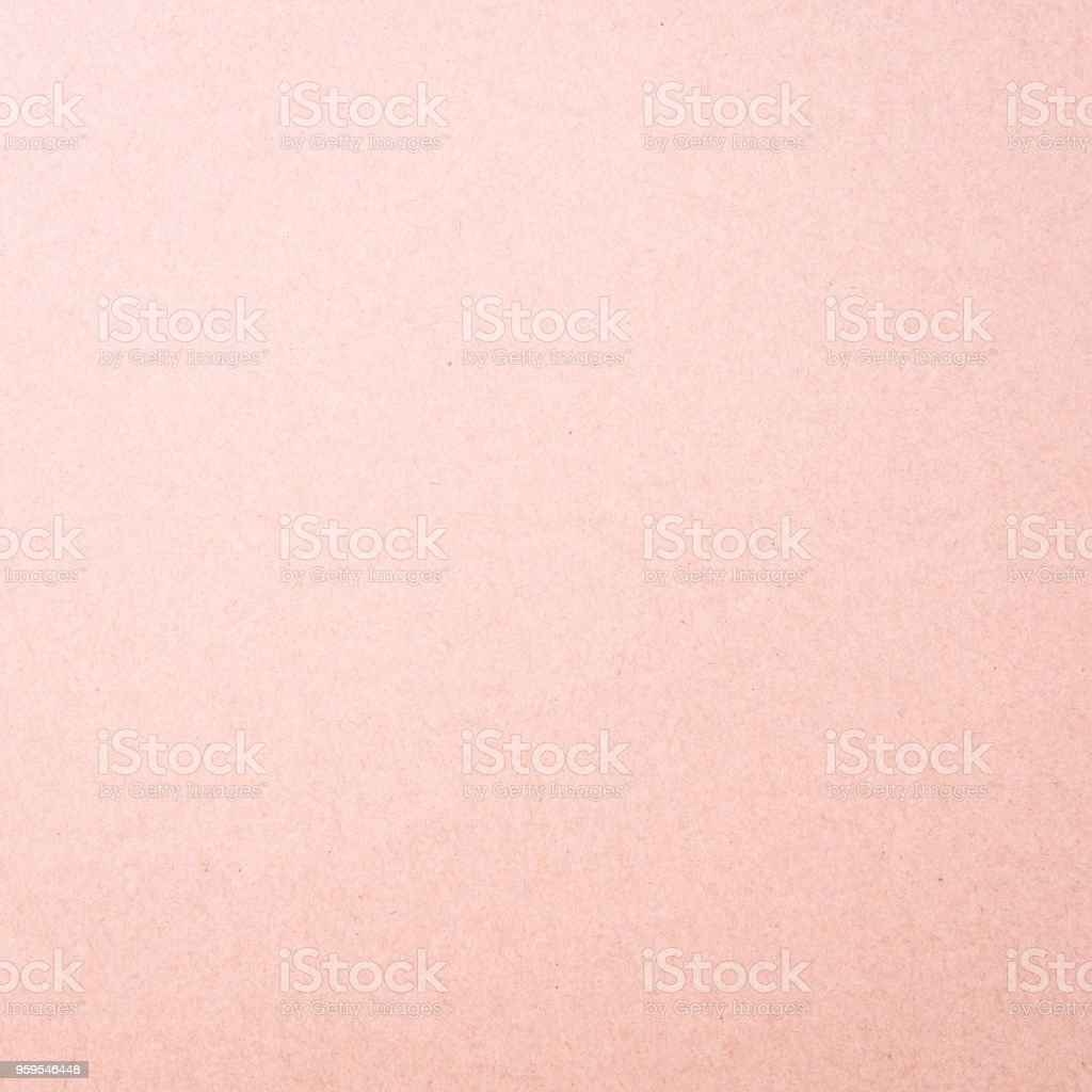 Craft paper pink or rose gold textured abstract background