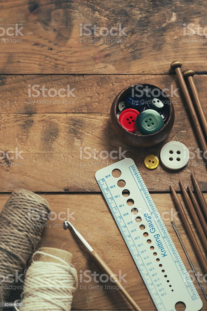 Craft stock photo