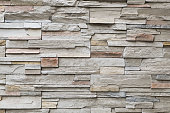 Craft stone wall texture.