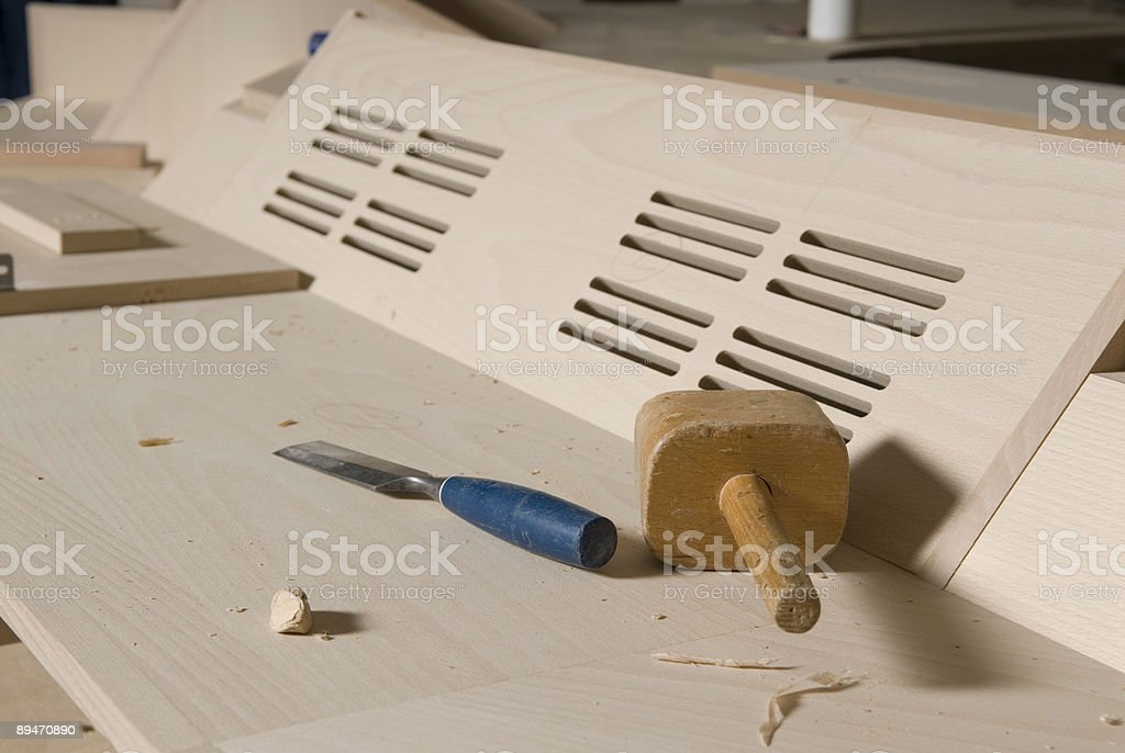 Craftmanship royalty-free stock photo