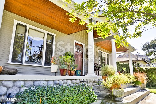 A 1923 Craftsman Bungalow Home
