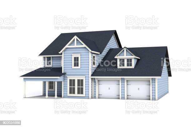 Craftsman style house on white background picture id902034586?b=1&k=6&m=902034586&s=612x612&h=xsawtyokirqs3e2cw 4dmx4st89stcbunkuvlgnont0=