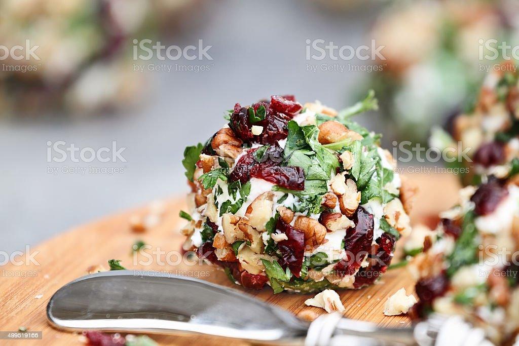Cranberry Bola de Queijo - foto de acervo