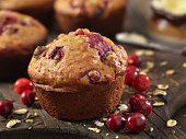 Cranberry Muffins-Photographed on Hasselblad H3D2-39mb Camera