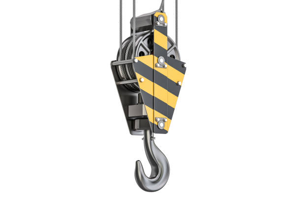 Crane hook up