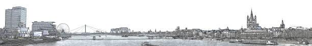 kräne panorama - havadi-nagy stock-fotos und bilder