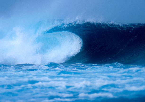 Brechenden Welle im El Quemao Lanzarote – Foto