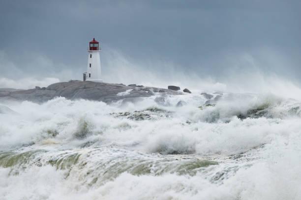墜浪燈塔 - 亂流 個照片及圖片檔