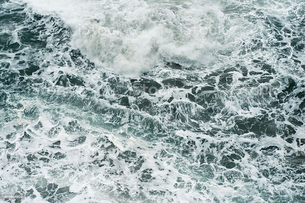 Crashing waves - Royalty-free Beauty In Nature Stock Photo