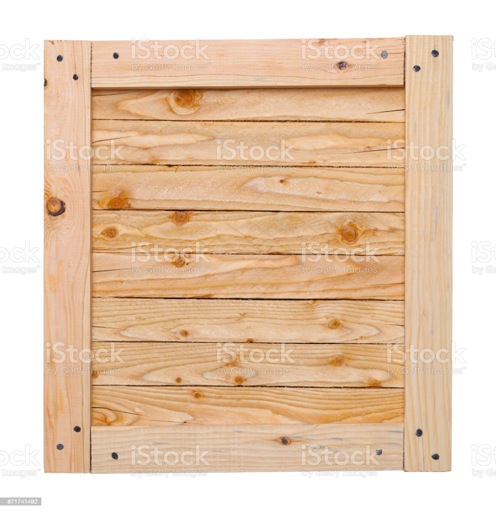 Crate Top royalty-free stock photo