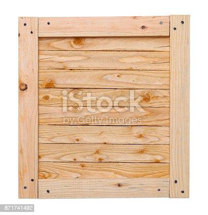 istock Crate Top 871741492