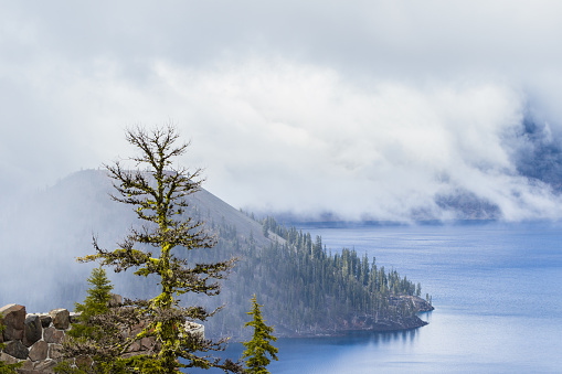 Crater Lake Oregon Stock Photo & More Pictures of Beach - iStock