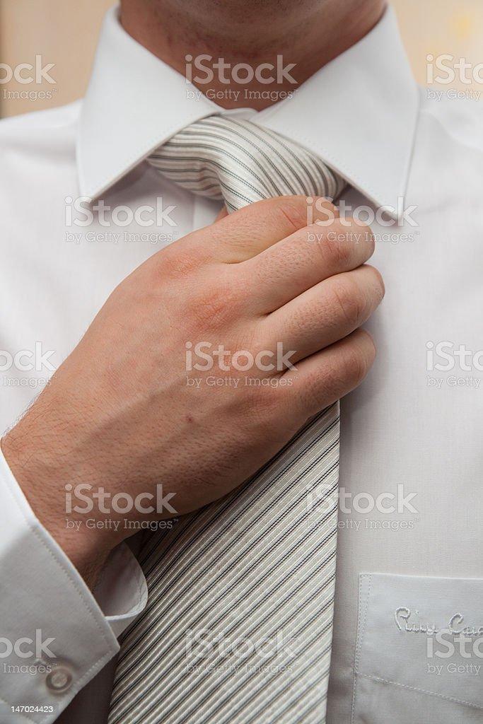 cravat royalty-free stock photo