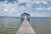 Crawley Boat Shed, Perth, Western Australia