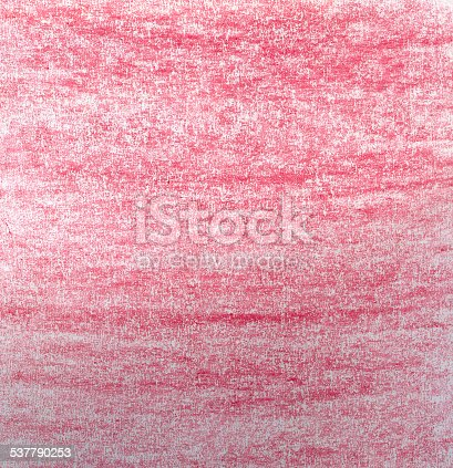 623300522 istock photo Crayon background in red tones 537790253