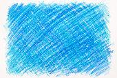 Crayon scribble