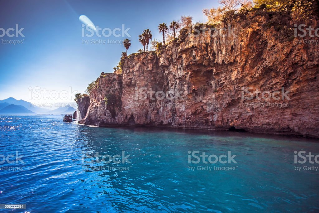 Crazy About Antalya stock photo