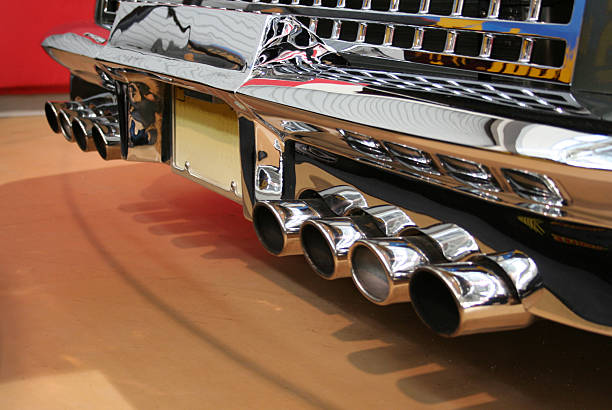 Best Hot Rod Exhaust Stock Photos, Pictures & Royalty-Free