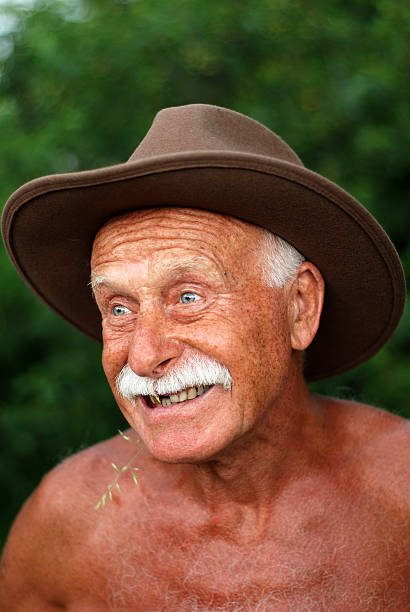 Naked Grandpa Stock Photos, Pictures & Royalty-Free Images