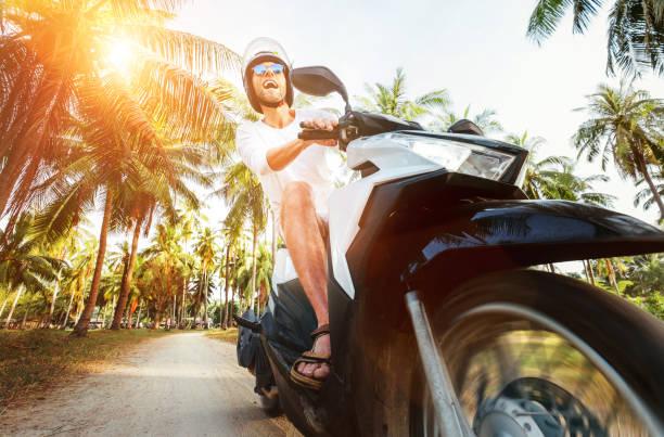 Verrückter Motobike – Foto