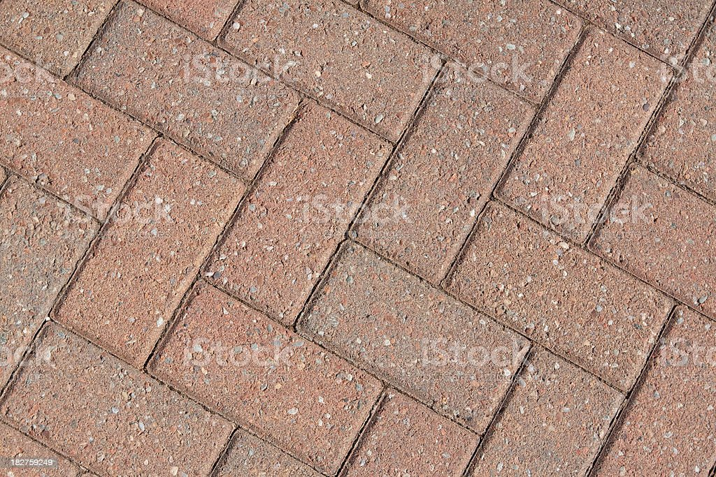 Crazy Paving royalty-free stock photo