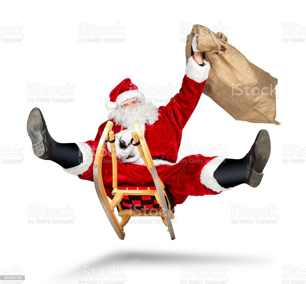 Black Santa Royalty Free Stock Photos - Image: 32292858