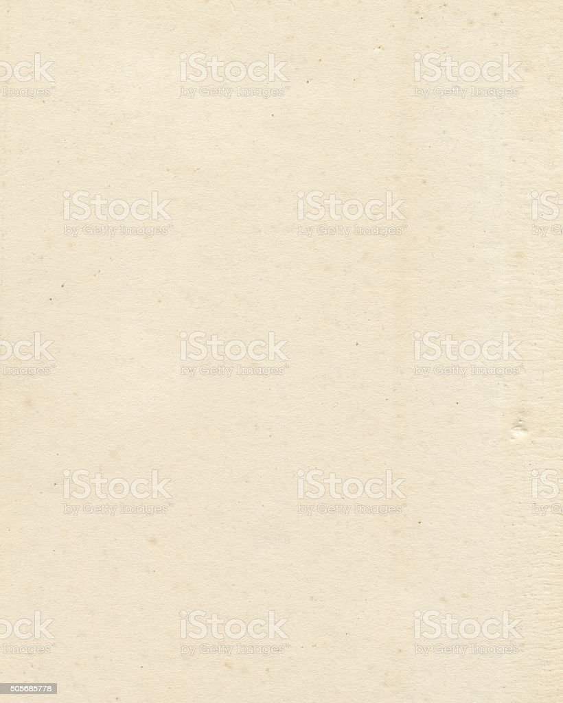 Cream antique paper background texture stock photo