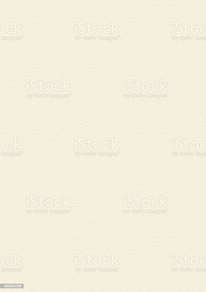 Cream, Beige Paper Texture Background with a soft horizontal texture - very large format stock photo