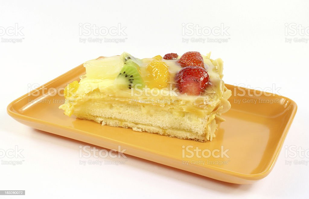 cream cake - Royalty-free Baked Pastry Item Stock Photo