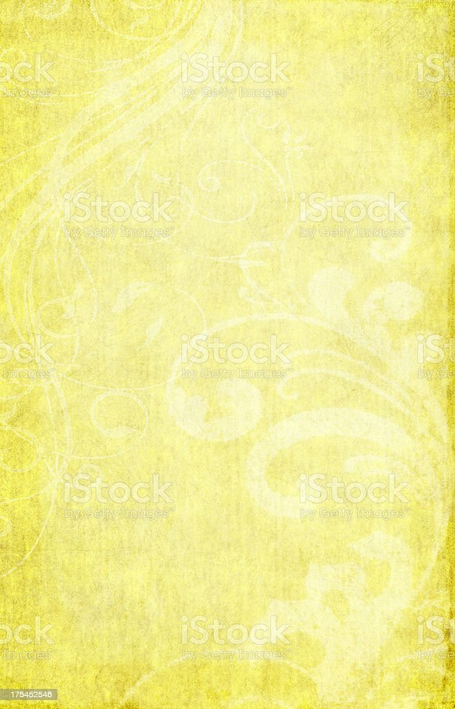 Cream Coloured Paper royalty-free stock photo