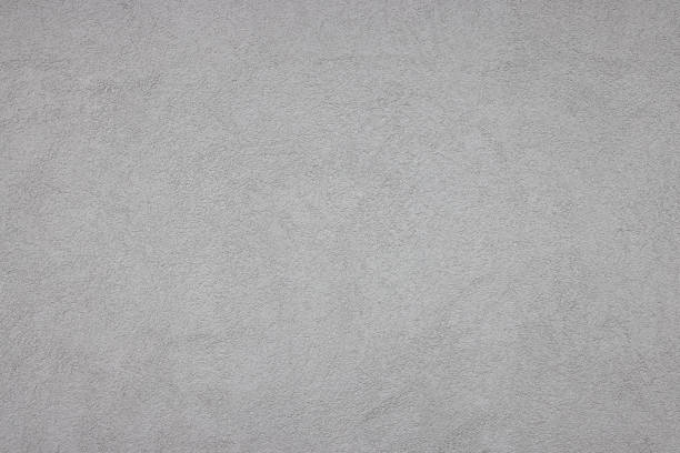Cream concreted wall background stock photo
