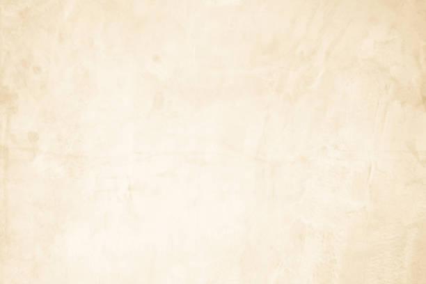 內部或室外裸露表面拋光混凝土的混凝土牆面。水泥有沙石色調復古, 自然圖案古老古色古香, 設計藝術作品地板紋理背景。 - 復古風格 個照片及圖片檔
