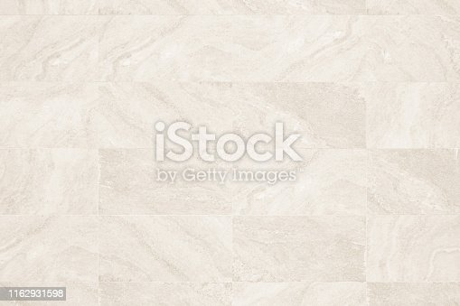 Cream granite texture and background or slate tile ceramic, seamless texture square light  beige. Marble tiles seamless floor pattern for design, decor concrete texture wall copy space.