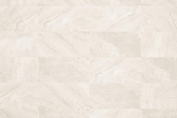 크림 화강암 질감과 배경 또는 슬레이트 타일 세라믹, 원활한 질감 사각형 빛 베이지 색. 대리석 타일 디자인, 장식 콘크리트 질감 벽에 대한 원활한 바닥 패턴. - 화장실 건축물 뉴스 사진 이미지