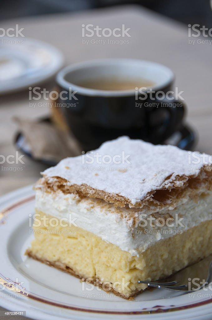 Cream pie-Kuchen – Foto