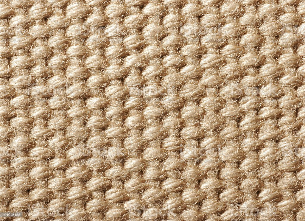 Cream textile textured close up royalty-free stock photo