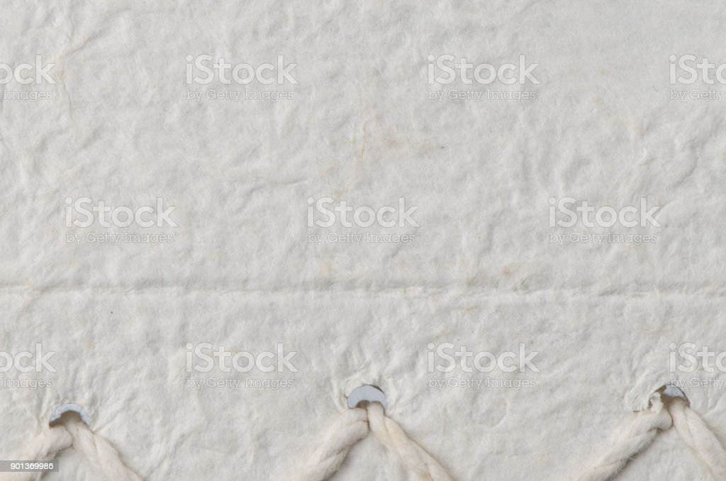 Cream Textured Paper Royalty Free Stock Photo