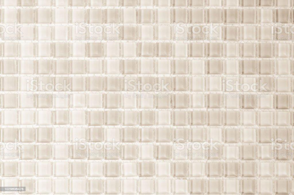 Cream Wallpaper Tiles Mosaic Wall High Resolution Real Photo