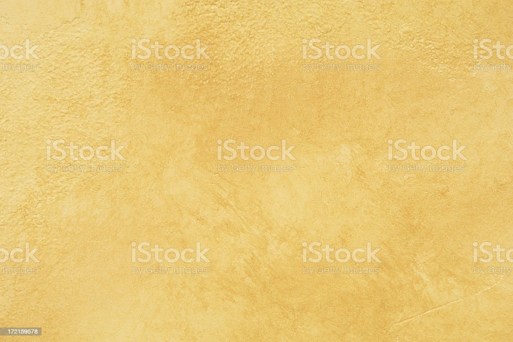 Creamsicle Grunge Wall royalty-free stock photo