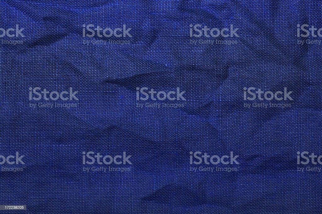 creased linen royalty-free stock photo