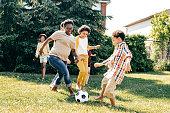 istock Creating childhood memories 1263252938