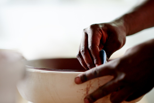 Creating great pottery