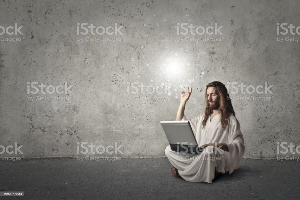 Creating stock photo