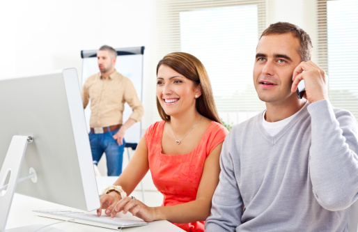 Creative Agency Stock Photo - Download Image Now