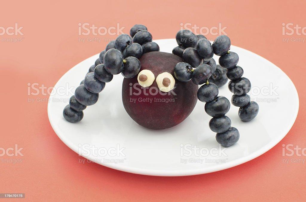 Creative children's food royalty-free stock photo