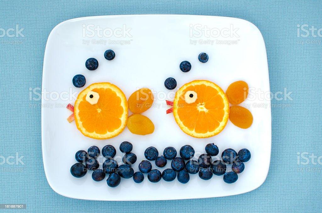 Creative children's food