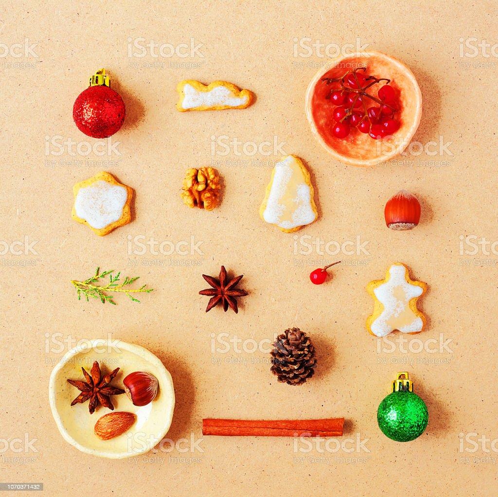 Dibujos De Navidad Creativos.Dibujos De Navidad Creativos Con Las Tradicionales Galletas