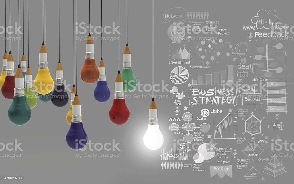 creative design business royalty-free stock photo