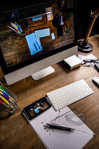 509867718 istock photo Creative desktop image 1178914116